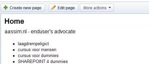 google sites toolbar