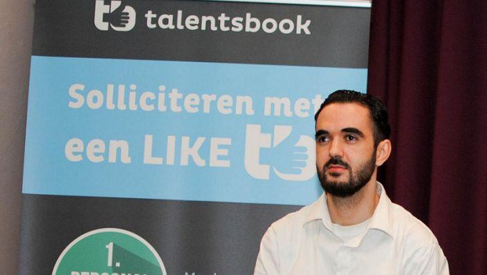 talentsbook investering